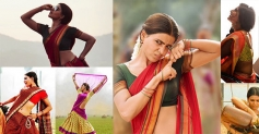 Samantha Ruth Prabhu Unseen Photos from Rangasthalam