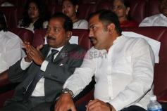 Suriya & Karthi Launch Naan Kanda Mgr Book Launch Photos
