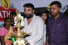 Actress Indhuja Inauguration Water World