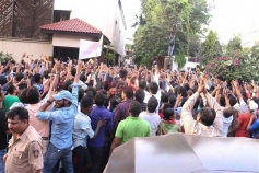 Amitabh Bachchan Fans Meet At Jalsa