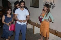Celebs At Sonam Kapoor Sangeet Dance Pratice At Her Residence