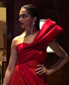 Deepika Padukone At Met Gala 2018