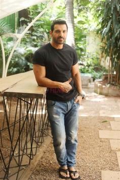John Abraham Promotes Parmanu Movie