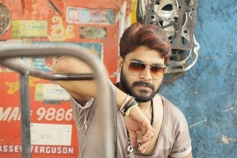 Kannada Bigg Boss Diwakar Photoshoot