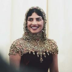 Priyanka Chopra Looks Beautiful At Met Gala 2018