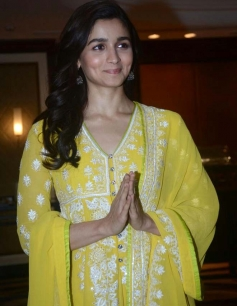 Raazi Movie Success Meet At Taj Ends
