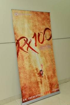 RX100 Press Meet