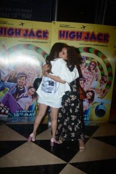 Screening Of Highjack Movie