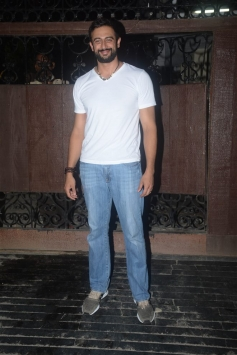 Celebs At Neha Dhupia And Angad Bedi's House Party Photos