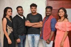 Geleya movie Press Meet