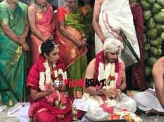 Kannada Actor Sunil Raoh & Shreya Iyer Marriage