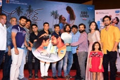Lover Movie Audio Launch