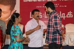Mastrer Aarav Birthday Celebration and Tik Tik Tik Movie Success Meet Photos