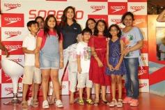 Parineeti Chopra At Speedo Event In Delhi