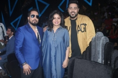 Anil Kapoor Promote Fanney Khan On The Set Of Dil Deewane 2 Photos
