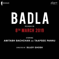 Badla Poster