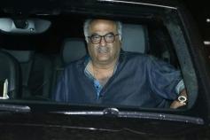 Boney Kapoor at Special Screening Of Dhadak Photos