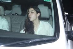 Sara Ali Khan at Special Screening Of Dhadak Photos