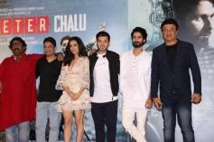 Batti Gul Meter Chalu Trailer Launch Photos
