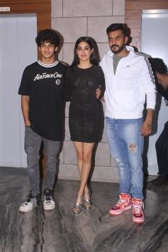 Dhadak Movie Success Party