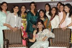 Priyanka Chopra Interactive Session OF FICCI FLO In New Delhi Photos
