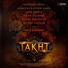 Takht First Look Poster