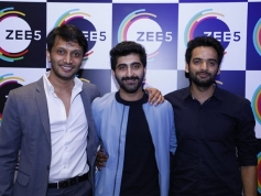 Bollywood And TV Celebrities Attend The Launch Of ZEE 5