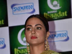 Hina Khan Iftar Party 2018