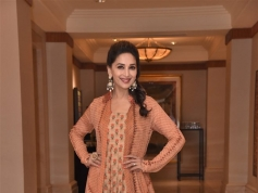 Madhuri Dixit At The Launch Of Colors Dance Deewane