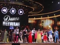 Cast Of Nawabzade At Dance Deewane
