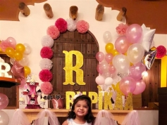 Mrs.Sridevi Vijaykumar &  Mr.Rahul's Daughter Baby Rupikaa 2nd Year Birthday Celebration