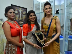 Sneha Reddy Jewellery Launch Fashion Show