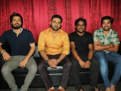 Yuvan Shankar Raja Launch Green Apple Studio Productions