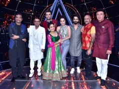 Batti Gul Meter Chalu Movie Promotion On The Sets of Indian Idol 10