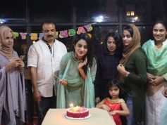 Namitha Pramod Birthday Celebration