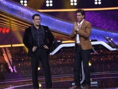 Salman Khan host Shahrukh Khan on Dus Ka Dum - Dumdaar Weekend