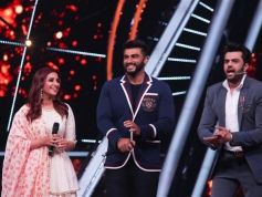 Namaste England Movie Promotion At Indian Idol 10
