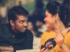 Atlee Romantic Side With His Lovely Wife Priya