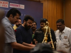 Grand father Movie Pooja