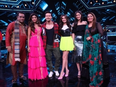 Tiger Shroff, Ananya Pandey & Tara Sutaria Promote 'SOTY2' on sets of Super Dancer Chapter 3