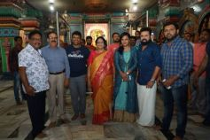 Yuvarathnaa Movie Launch