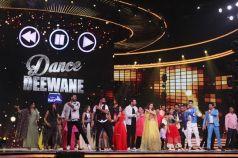 Cast Of Nawabzade At Dance Deewane