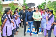 Brand Babu Movie College Promotions At Kakinada Institute Of Engineering