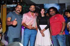 Brand Babu Movie Team At PVP Square To Promote The Film