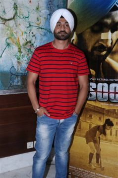 Diljit Dosanjh Promoting Upcoming Movie Soorma