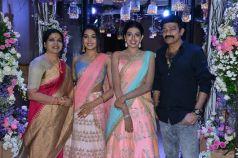 Hero Rajasekhar Sister\'s Son Engagement