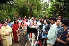 Allu Ramachandran Movie Pooja