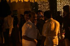 Arjun Ashokan Wedding Reception