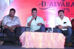 Launching The Ticket Sales For Ilayaraaja 75 Event
