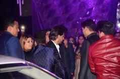 Celebs At Azhar Morani & Tanya Seth Sangeet